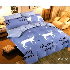 Комплект постельного белья с компаньоном TM Tag-tekstil R4153