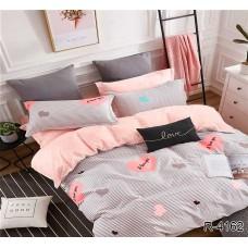 Комплект постельного белья с компаньоном TM Tag-tekstil R4162