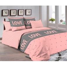 Комплект постельного белья с компаньоном TM Tag-tekstil R4173