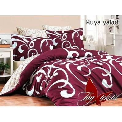 Комплект постельного белья с компаньоном Ruya yakut R671