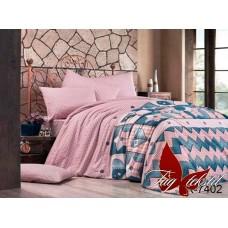 Комплект постельного белья с компаньоном TM Tag-tekstil R7402