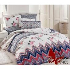 Комплект постельного белья с компаньоном TM Tag-tekstil R7403