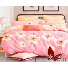 Комплект постельного белья с компаньоном TM Tag-tekstil R7414