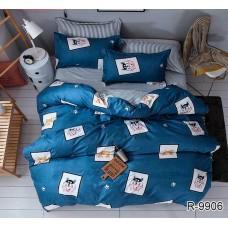Комплект постельного белья с компаньоном TM Tag-tekstil R9906