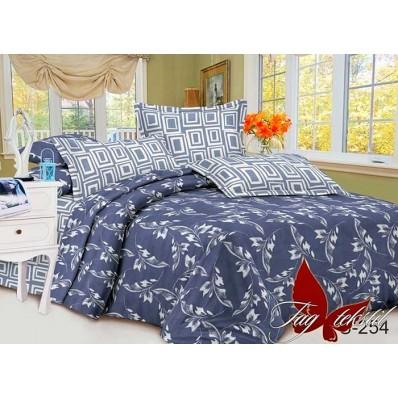 Комплект постельного белья с компаньоном TM Tag-tekstil сатин люкс S254
