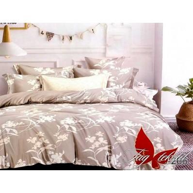 Комплект постельного белья с компаньоном TM Tag-tekstil сатин люкс S266