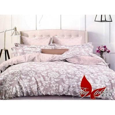 Комплект постельного белья с компаньоном TM Tag-tekstil сатин люкс S270