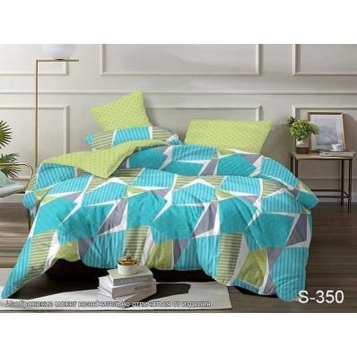 Комплект постельного белья с компаньоном TM Tag-tekstil сатин люкс S350