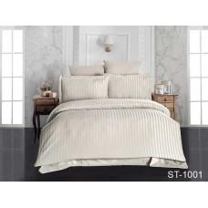 Комплект постельного белья TM Tag-tekstil страйп-сатин ST-1001