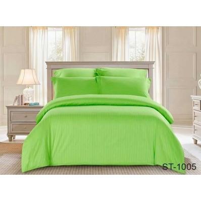 Комплект постельного белья TM Tag-tekstil страйп-сатин ST-1005