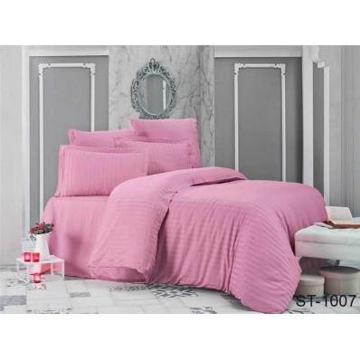 Комплект постельного белья TM Tag-tekstil страйп-сатин ST-1007