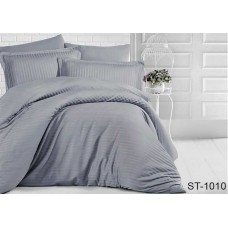 Комплект постельного белья TM Tag-tekstil страйп-сатин ST-1010