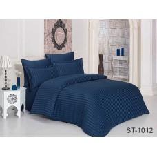 Комплект постельного белья TM Tag-tekstil страйп-сатин ST-1012