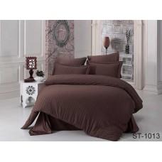 Комплект постельного белья TM Tag-tekstil страйп-сатин ST-1013
