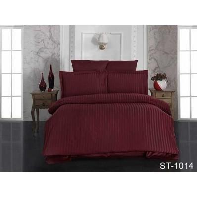 Комплект постельного белья TM Tag-tekstil страйп-сатин ST-1014