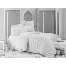 Комплект постельного белья TM Tag-tekstil страйп-сатин ST-1016