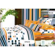 Постельное белье Tirotex бязь TRX00173 Оранж