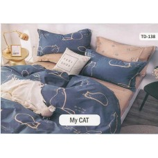 Постельное белье Tirotex бязь TRX00179 My cat