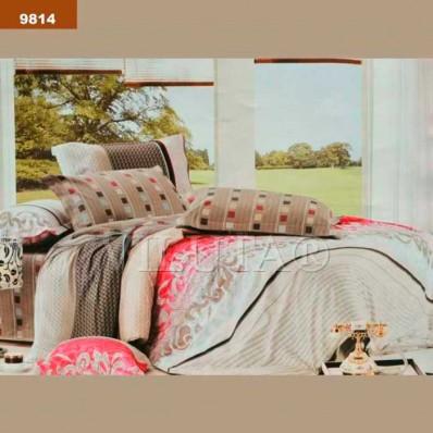 Комплект постельного белья Вилюта ранфорс 9814
