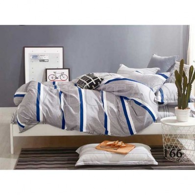 Комплект постельного белья Вилюта сатин 166