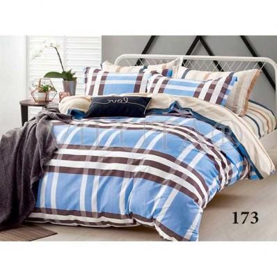 Комплект постельного белья Вилюта сатин 173