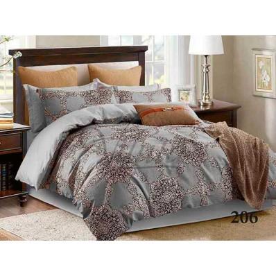 Комплект постельного белья Вилюта сатин 206